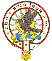 Tolmie Crest With Transparent Background - 200px